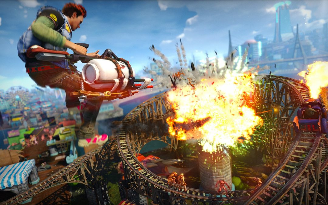 Sunset Overdrive è disponibile su Steam