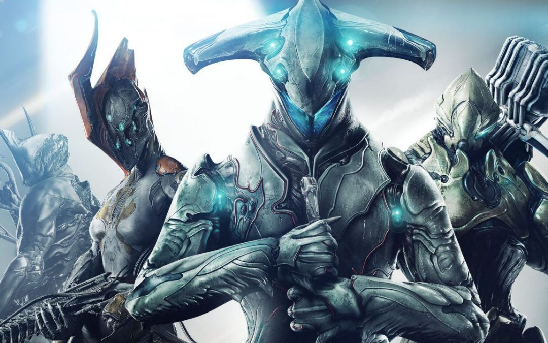 Warframe è disponibile su Nintendo Switch