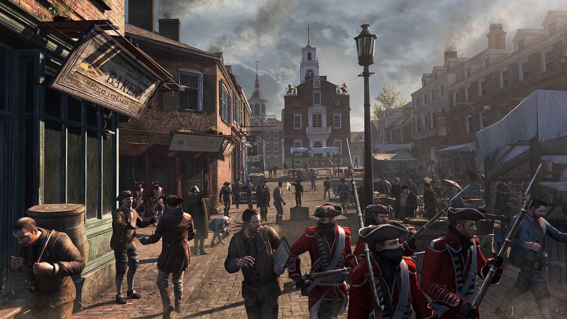 Svelata la data di uscita di Assassin's Creed III Remastered