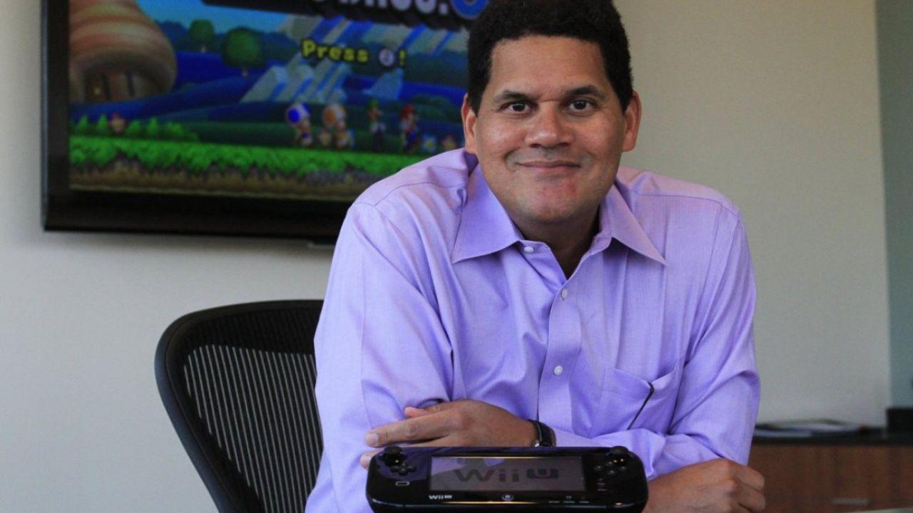 Reggie Fils-Aime lascia il comando di Nintendo of America