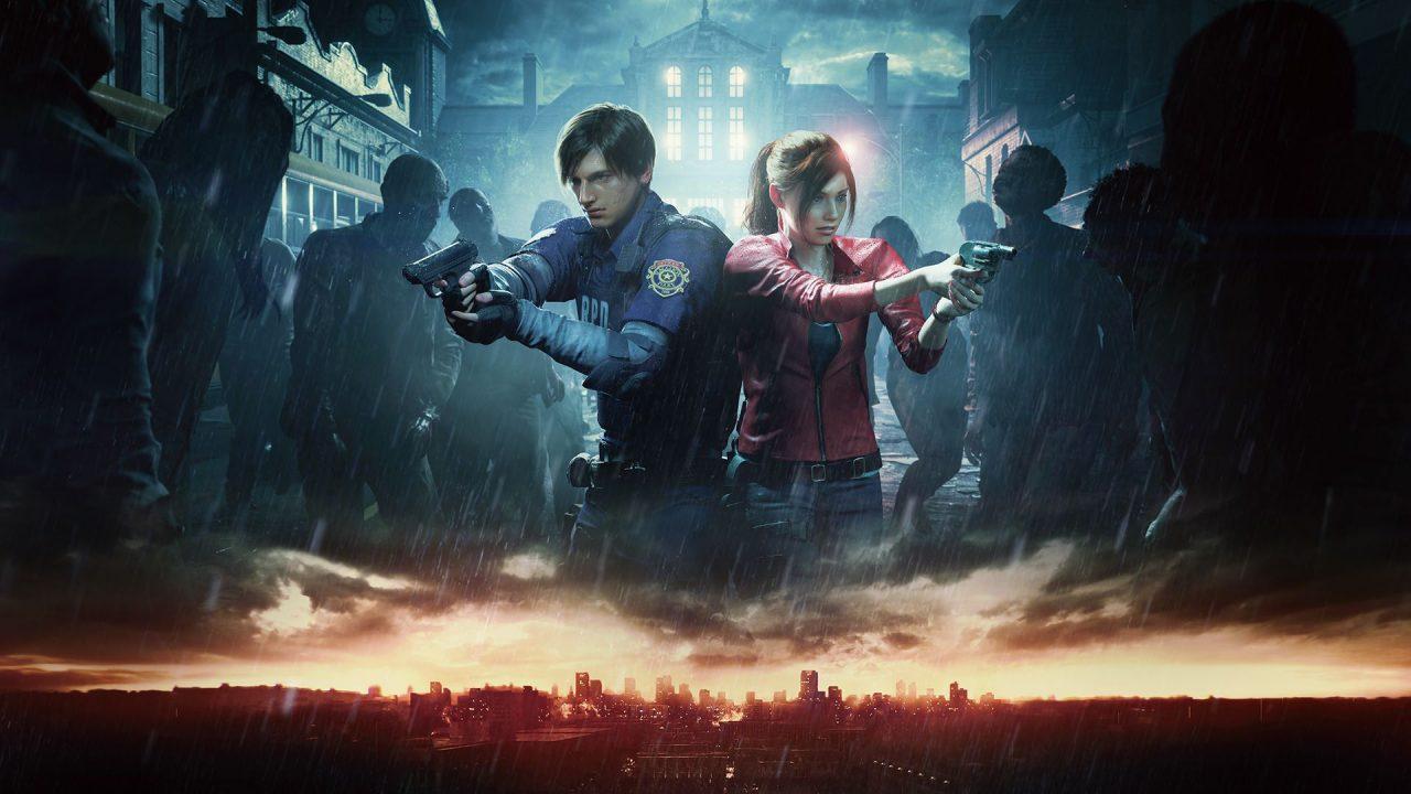 Resident Evil 2: The Ghost Survivors è ora disponibile