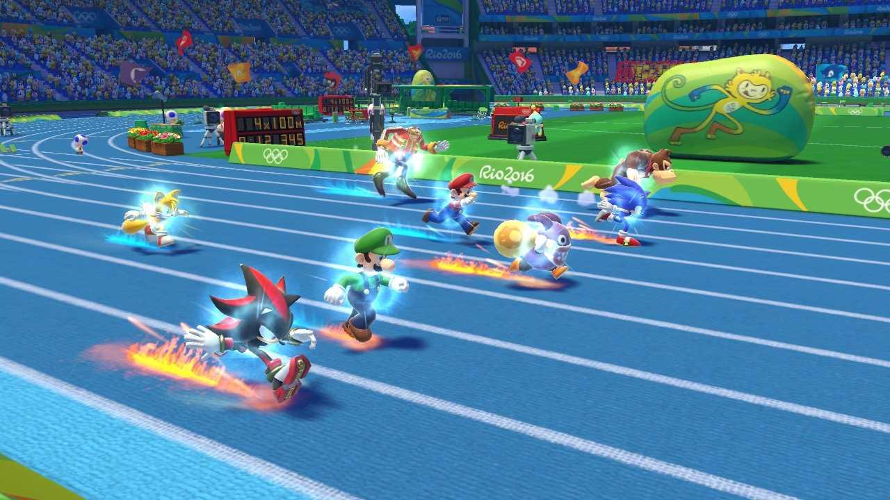 Rivelati Mario & Sonic ai Giochi Olimpici di Tokyo 2020 e altri tre titoli