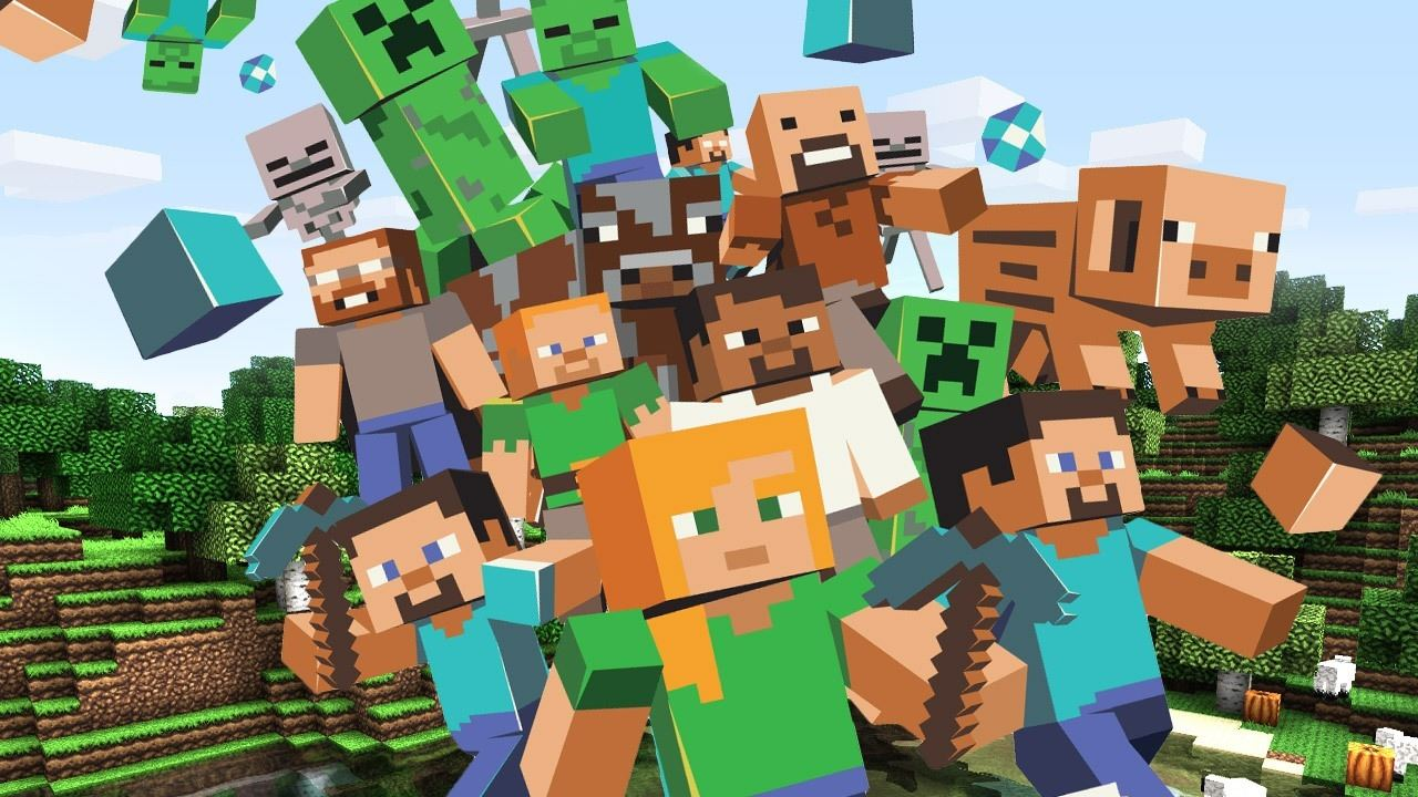 Minecraft Bedrock Edition per PS4 è ufficiale, arriva domani con il cross-play