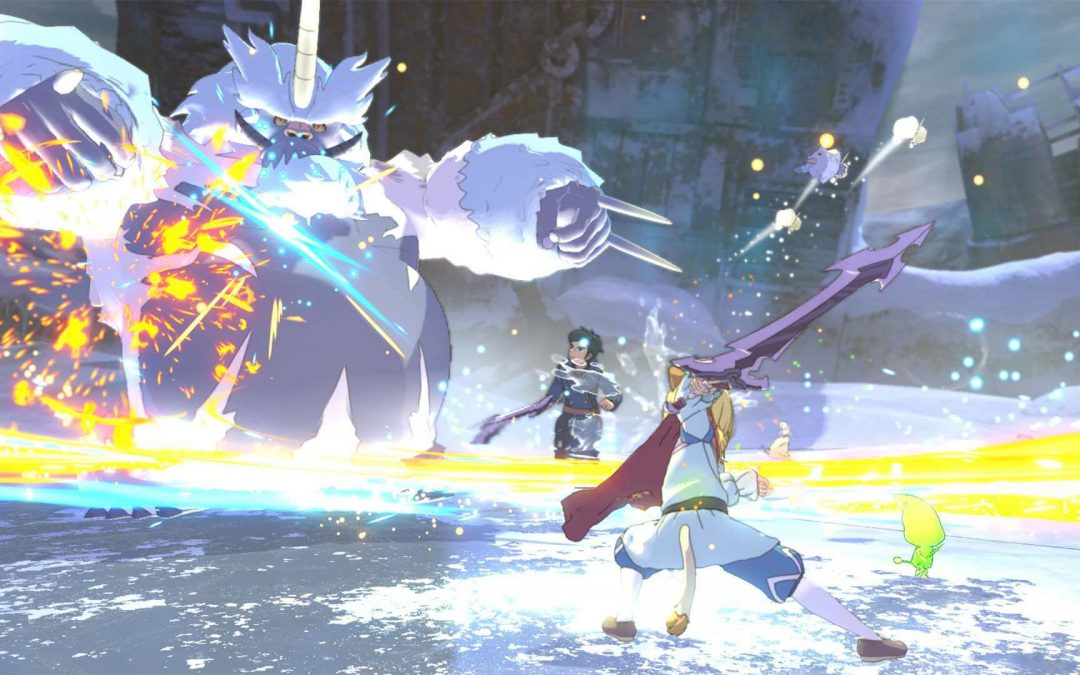 Ni No Kuni II: The Tale of a Timeless Tome, ecco il primo trailer del DLC