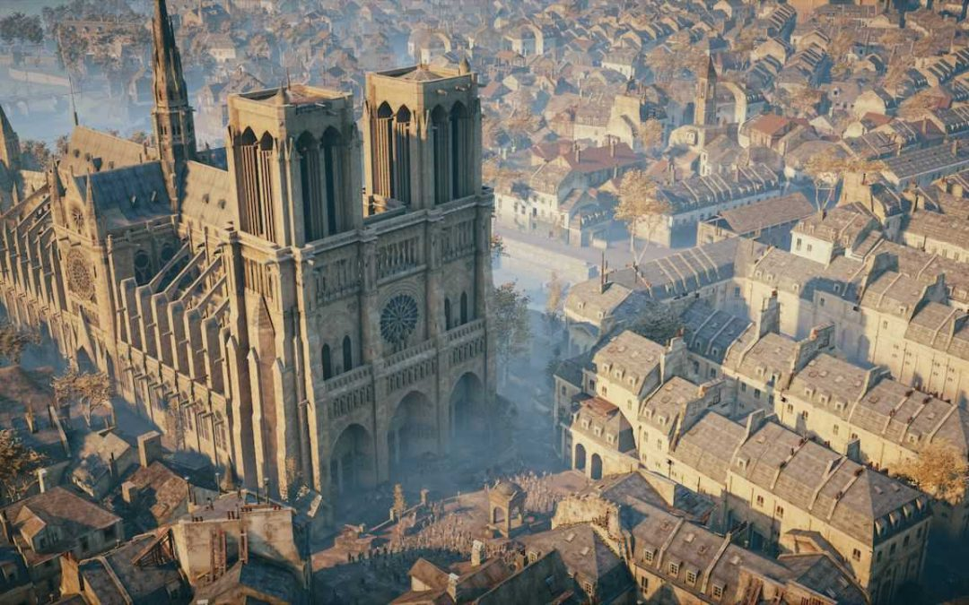 Assassin's Creed Unity disponibile gratuitamente su Uplay