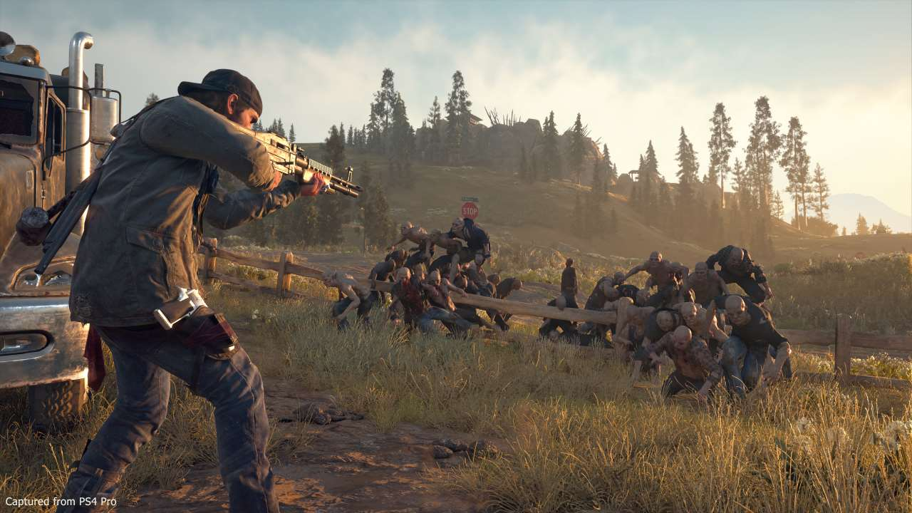 Days Gone girerà in 60 FPS con 4K dinamico su PS5: confermato il trasferimento dei salvataggi da PS4