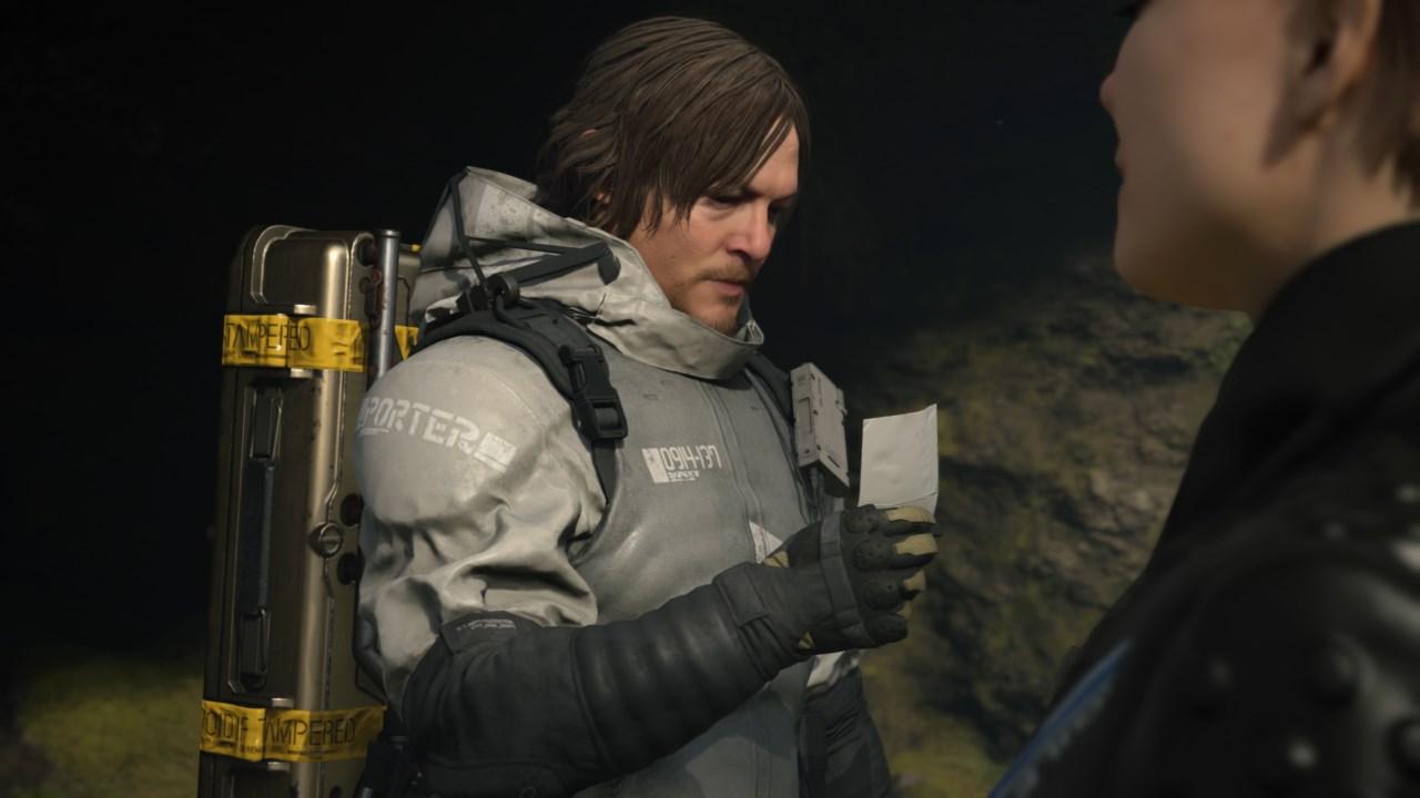 Death Stranding: nuovo video gameplay di mezz'ora dal TGS 2019