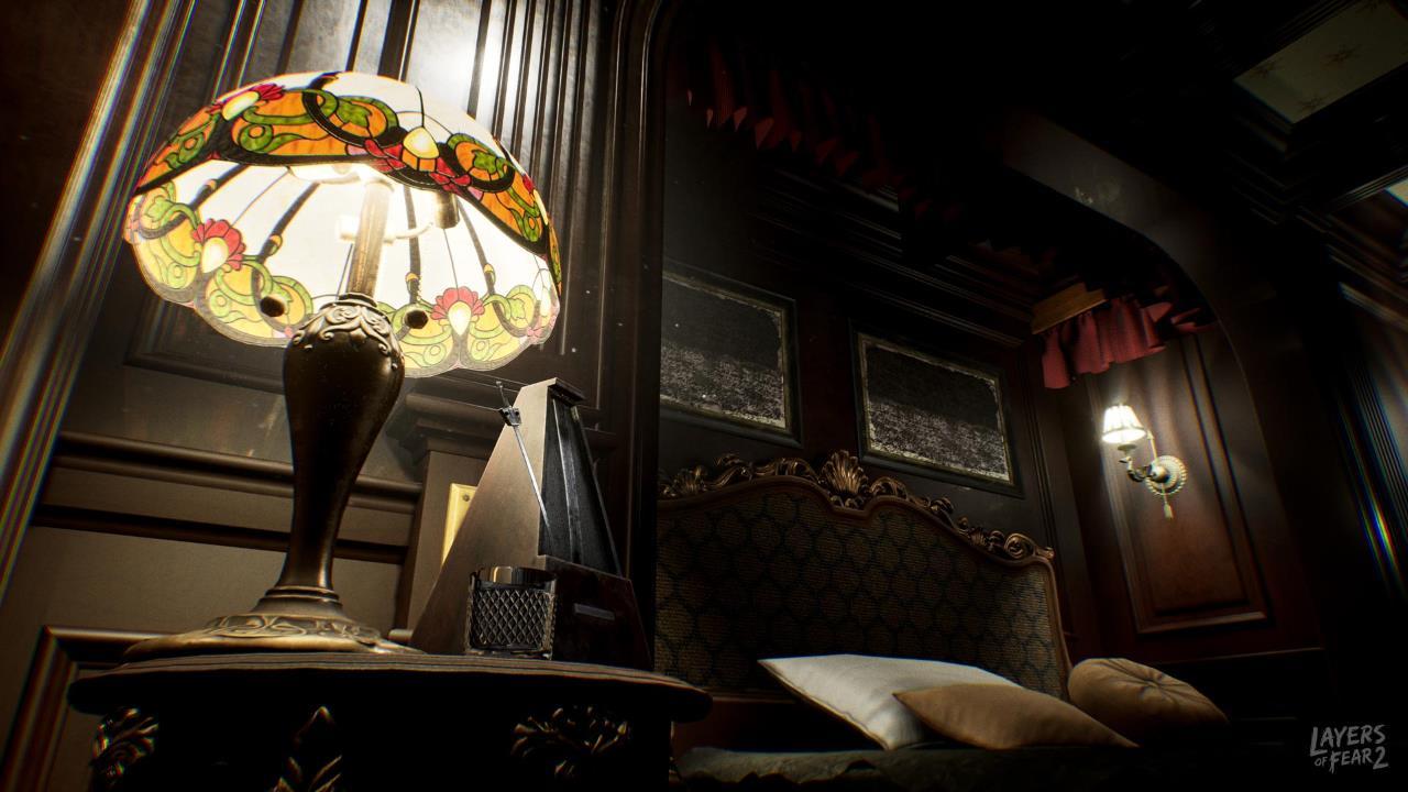 Layers of Fear VR arriva su PS VR a fine mese