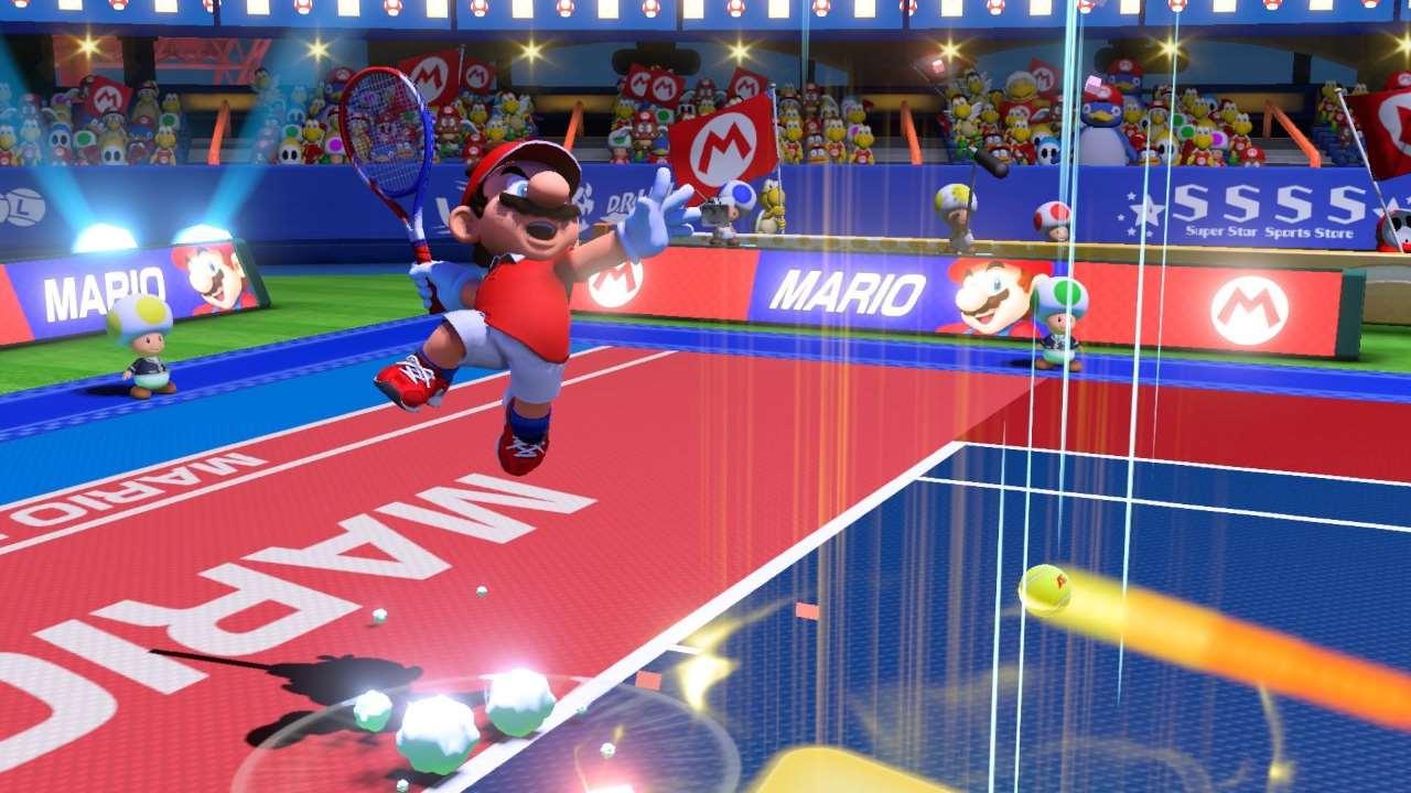 Mario Tennis Aces: Tartosso in arrivo come nuovo personaggio