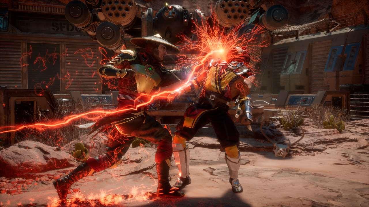 Mortal Kombat 11: pubblicato il trailer ufficiale per Stadia