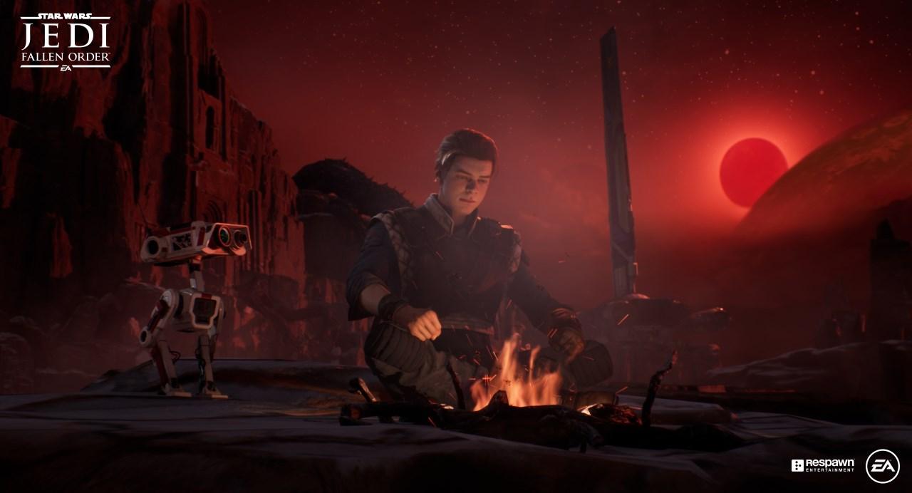 Star Wars Jedi Fallen Order arriva su EA Play (e Xbox Game Pass) il 10 novembre