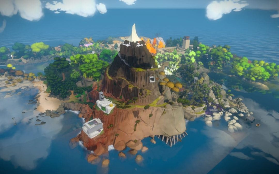 The Witness disponibile gratuitamente su Epic Games Store