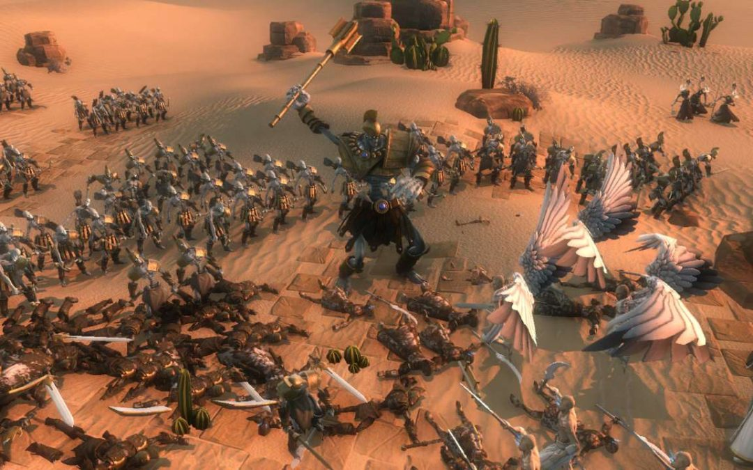 Age of Wonders III ora gratuito su Humble Bundle