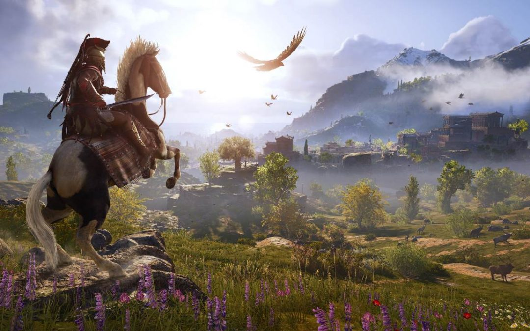 Assassin's Creed Odyssey: il DLC Campi Elisi è gratis su PC, PS4 e Xbox One per pochi giorni