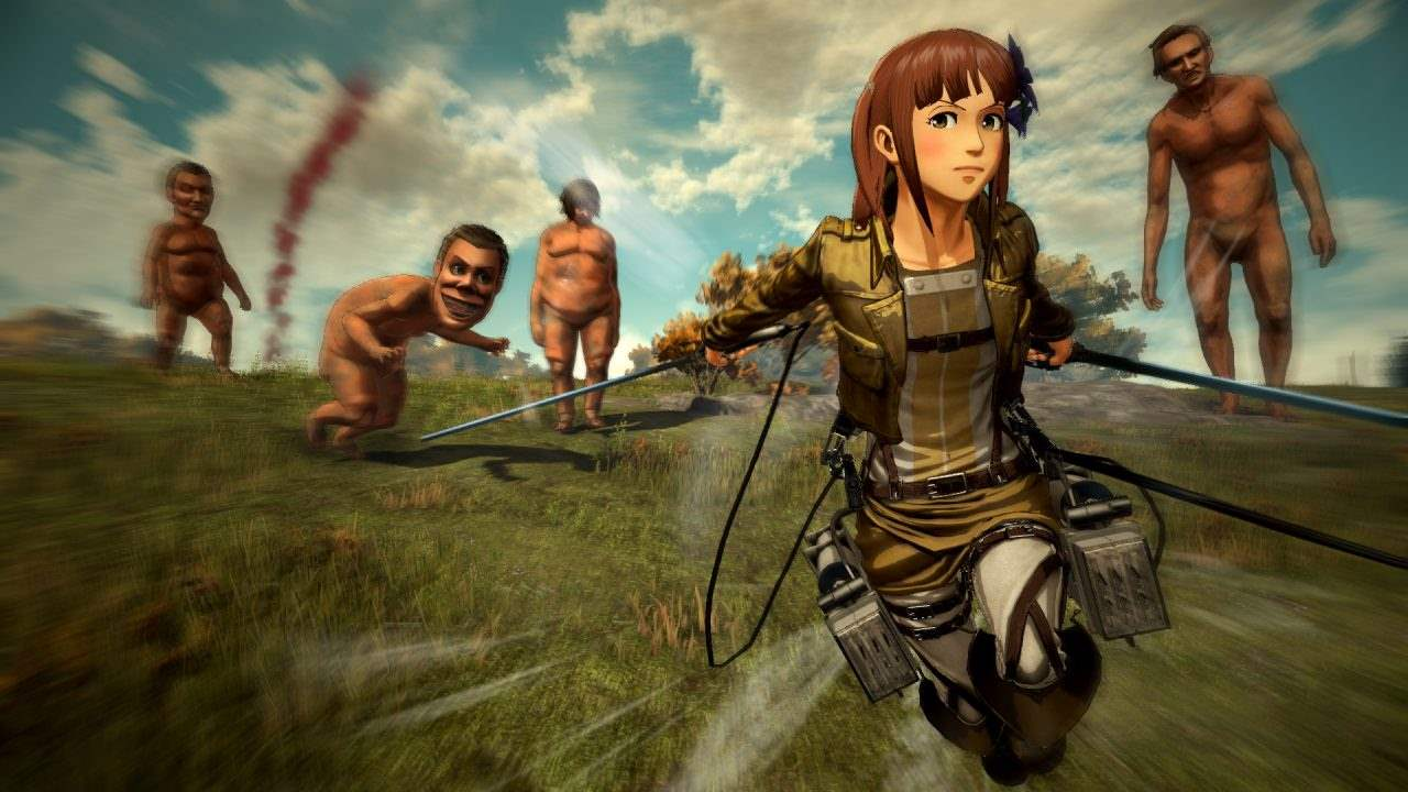 Attack on Titan 2: disponibile la demo su PlayStation 4 e Xbox One