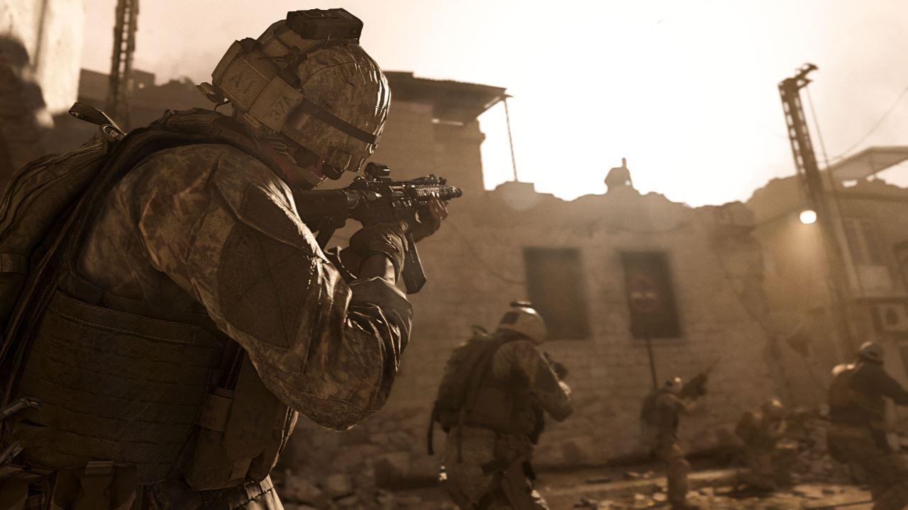 Call of Duty: Modern Warfare al primo posto nelle classifiche inglesi delle vendite, superato FIFA 20