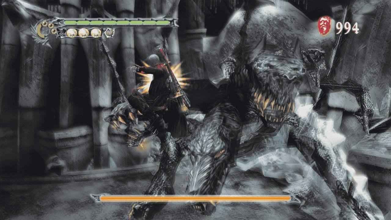 Devil May Cry per Nintendo Switch è il porting della HD Collection
