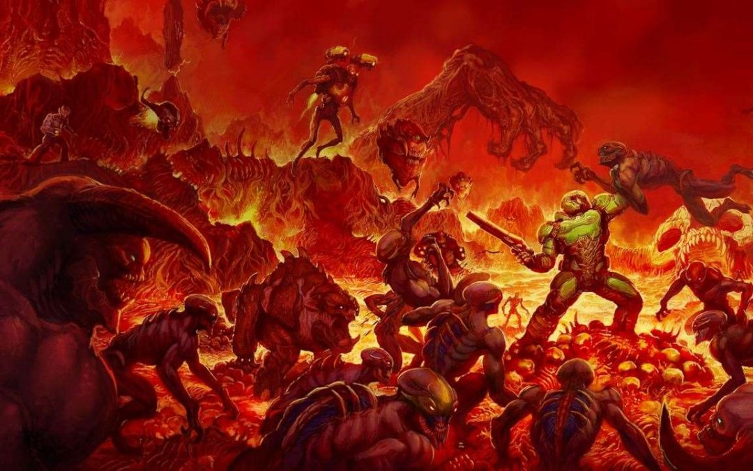 Doom, Doom II e Doom 3 sono disponibili su PS4, Switch, Xbox One, iOS e Android