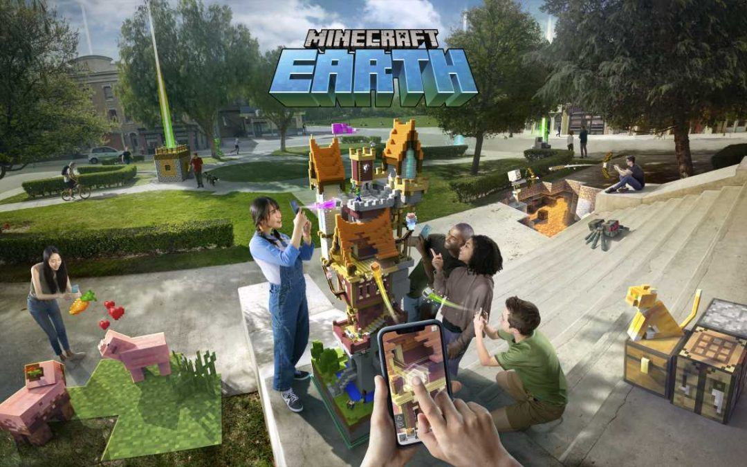 Minecraft Earth è disponibile in Italia in accesso anticipato