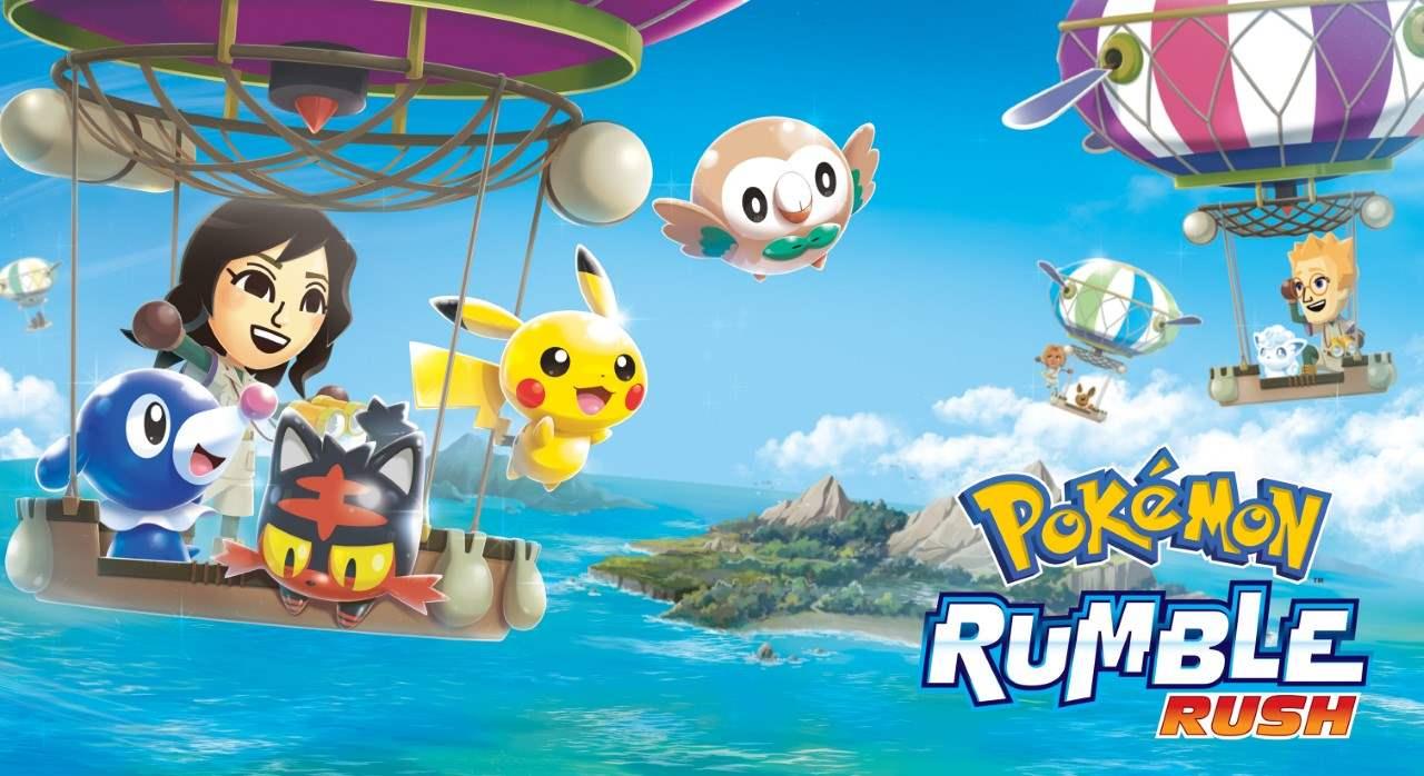 Pokémon Rumble Rush, il gioco mobile free-to-play chiude i battenti a luglio