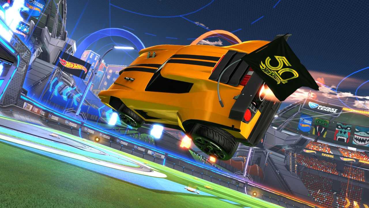 Rocket League diventa free-to-play il 23 settembre, è ufficiale, le novità del prossimo aggiornamento, in arrivo domani