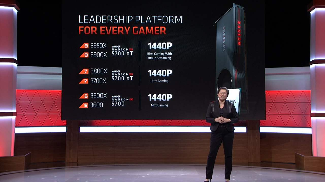 AMD all'E3 2019: nuova GPU Radeon RX 5700 Series e CPU Ryzen 9 3950X