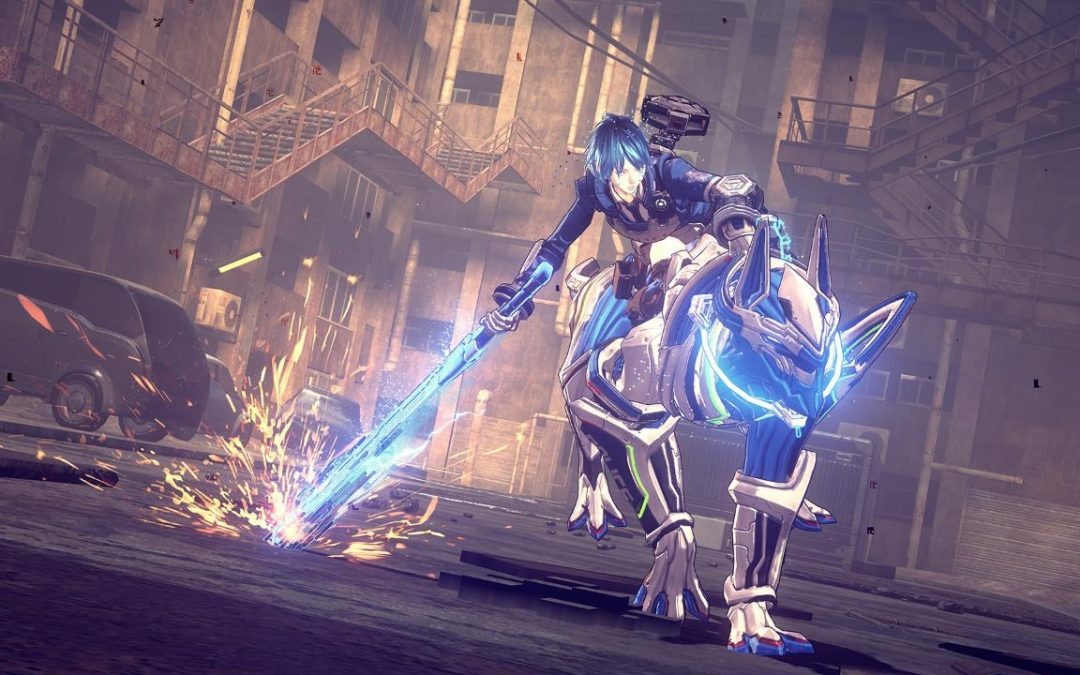 Astral Chain: un nuovo video gameplay mostra le combo