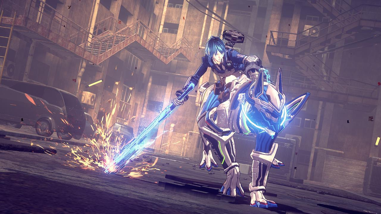 Astral Chain: nuovo video gameplay di 8 minuti