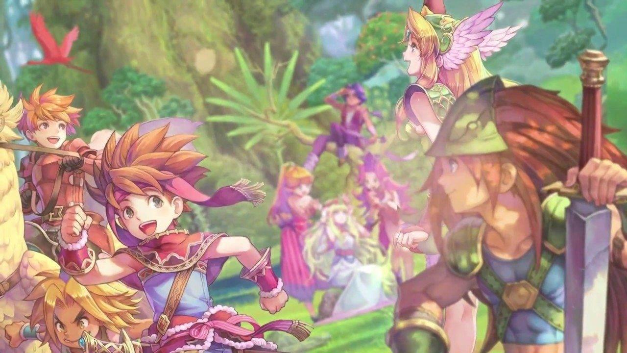 Square Enix registra il marchio Collection of Mana in Europa