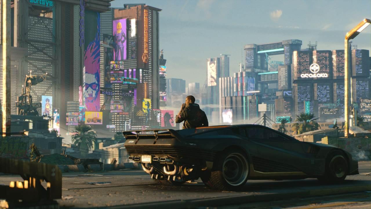 Cyberpunk 2077 è stato rinviato per aggiungere la modalità VR?