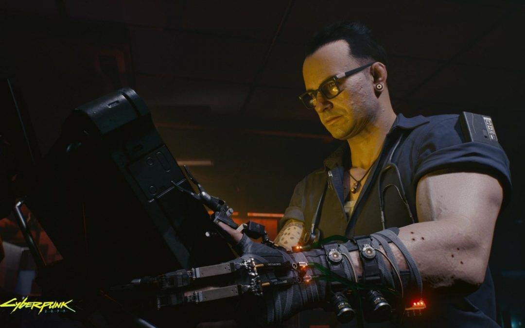 Cyberpunk 2077: pubblicato un video off-screen doppiato completamente in italiano