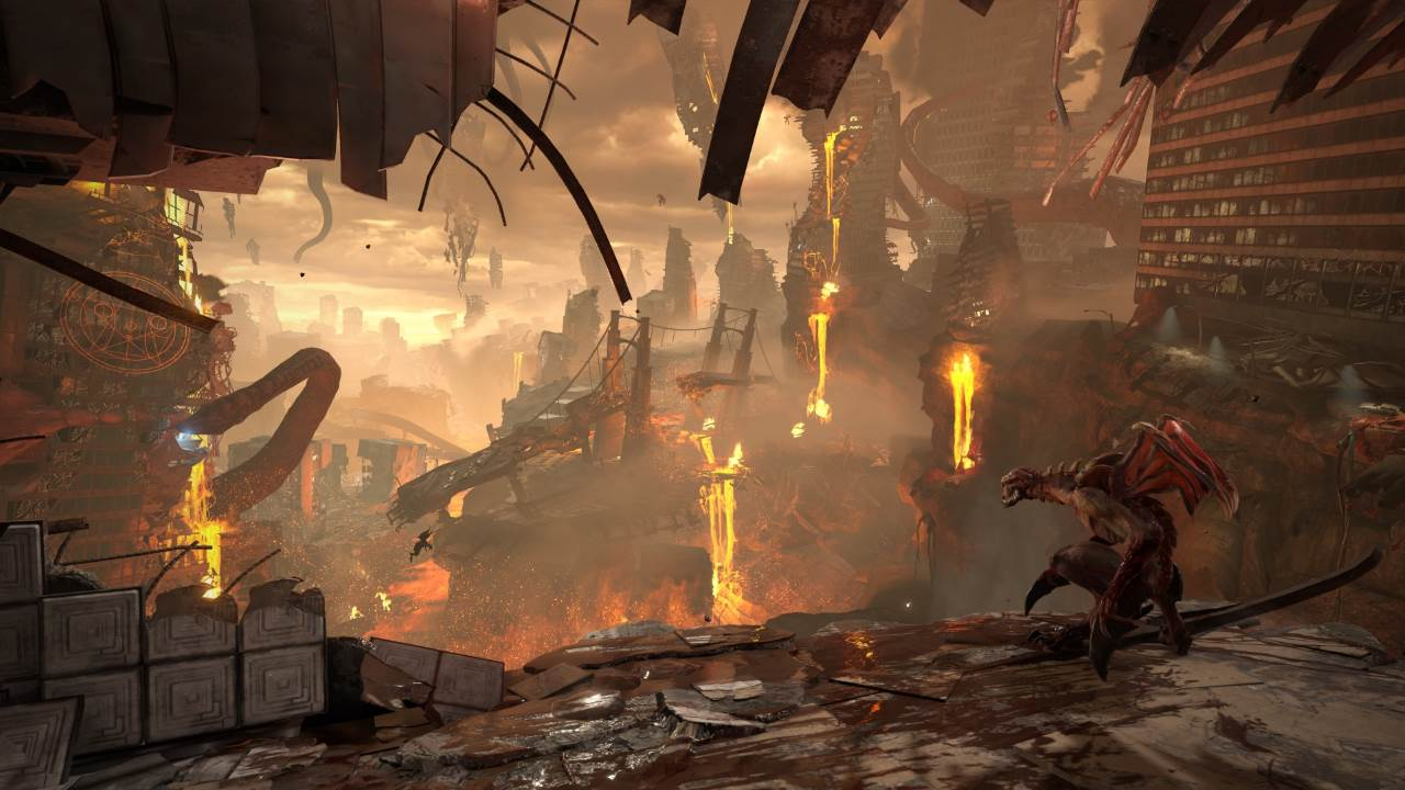 Doom Eternal: ecco i primi 10 minuti di storia e gameplay in un video