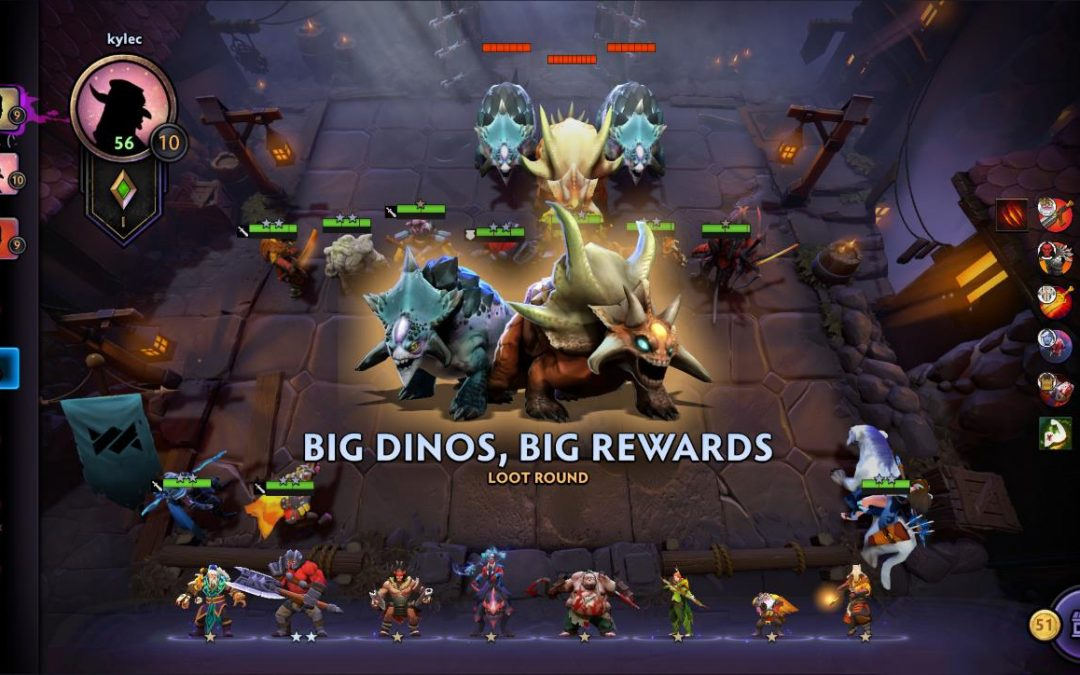 Dota Underlords è ora disponibile in accesso anticipato su Steam