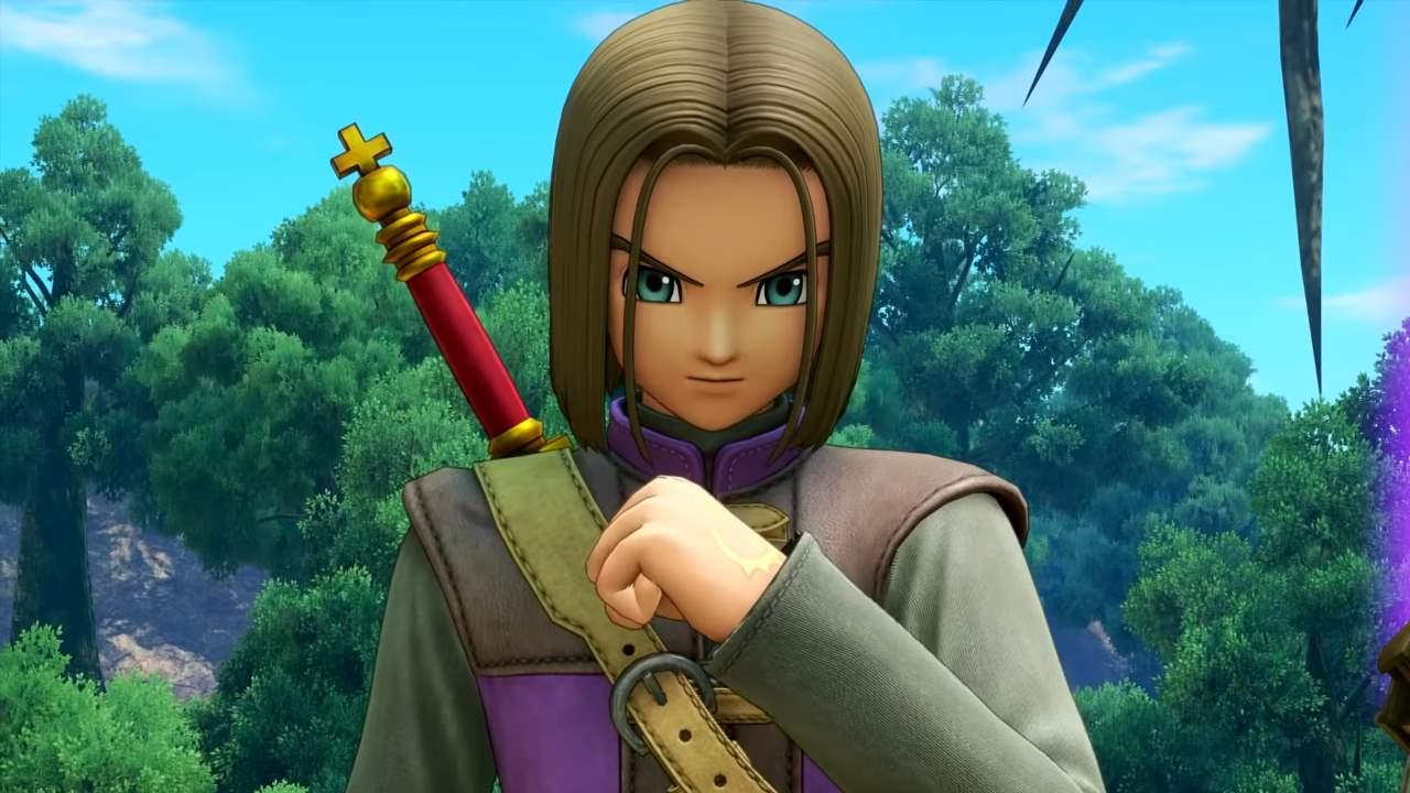 Dragon Quest 11 per Nintendo Switch: annunciato il periodo di lancio