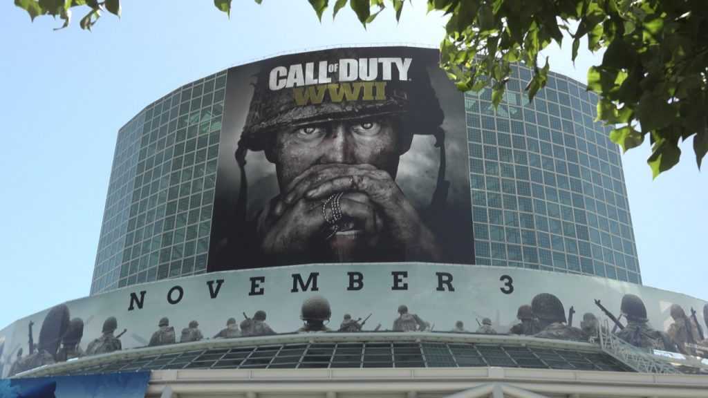 E3 Los Angeles Convention Center img01