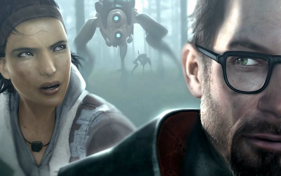 Half-Life 2, Project 17 vuole ricreare il livello iniziale, Point Insertion, in Half-Life Alyx con una mod