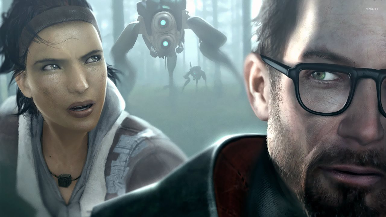 Half-Life 2, una mod aggiunge il supporto al VR grazie al motore grafico di Half-Life Alyx