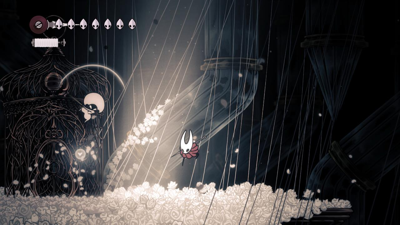 Hollow Knight: Silksong, nuovi dettagli da Team Cherry