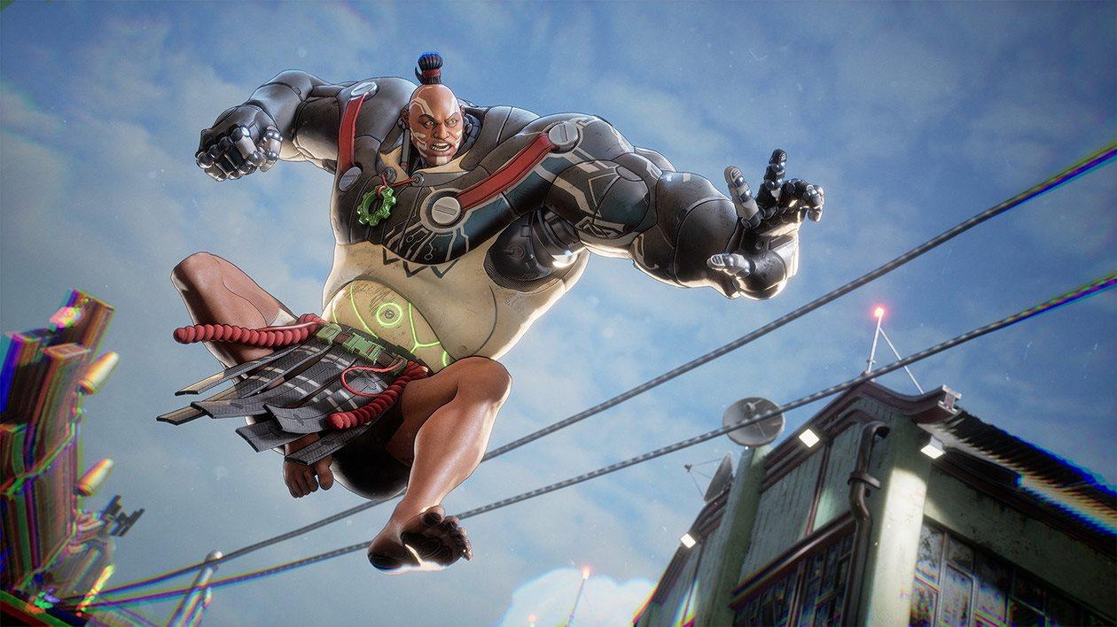 Bleeding Edge: Ninja Theory pensa ad alcune campagne in single-player