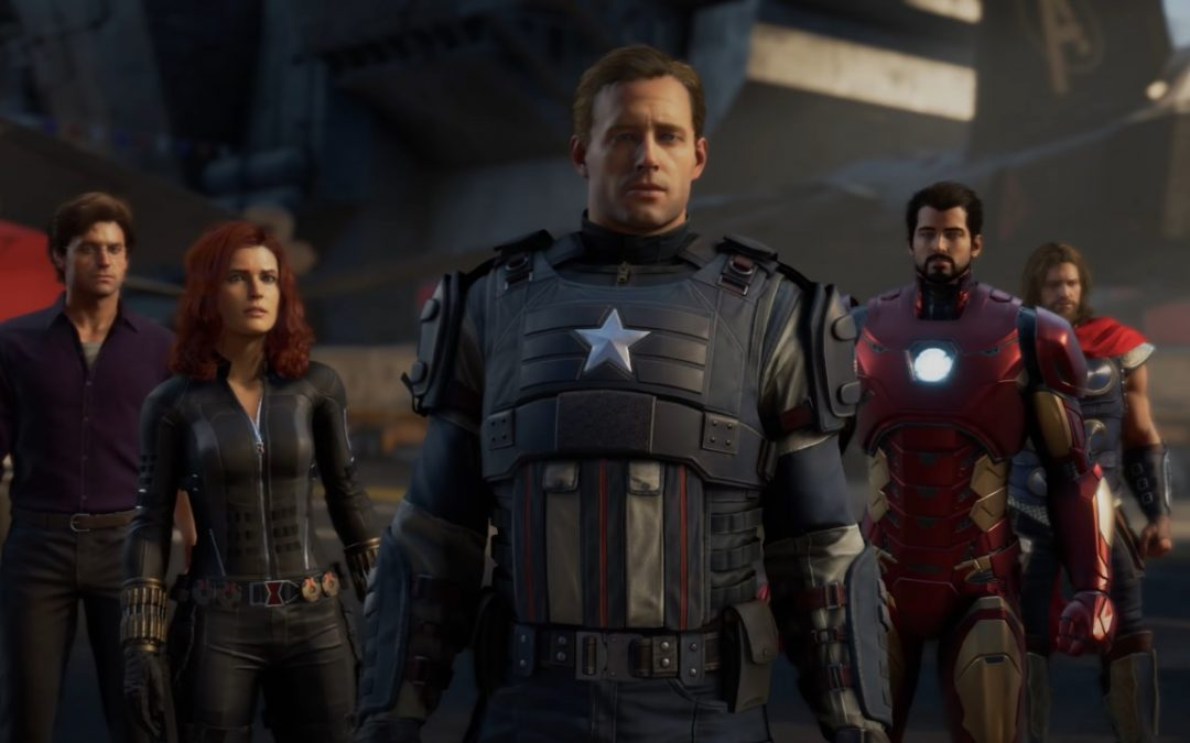 Marvel's Avengers: pubblicato il primo video gameplay dalla durata di 19 minuti