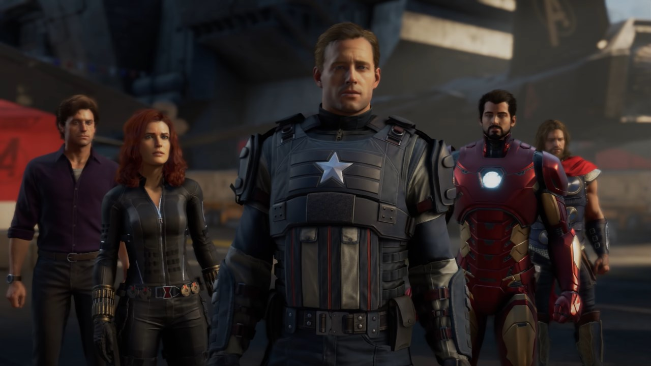 Marvel's Avengers è ora disponibile su PC, PS4, Xbox One e Google Stadia