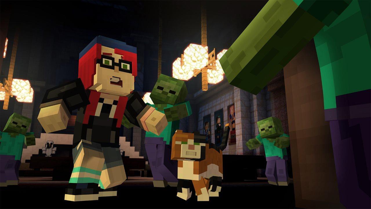 Minecraft Story Mode: ogni episodio su Xbox 360 ora costa ben 100 dollari!