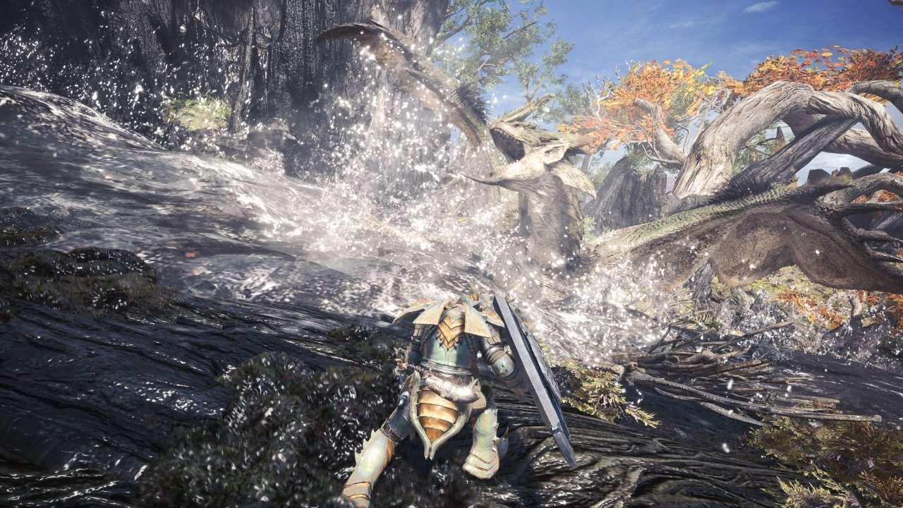 Monster Hunter World: Iceborne avrà una difficoltà dinamica per il multiplayer