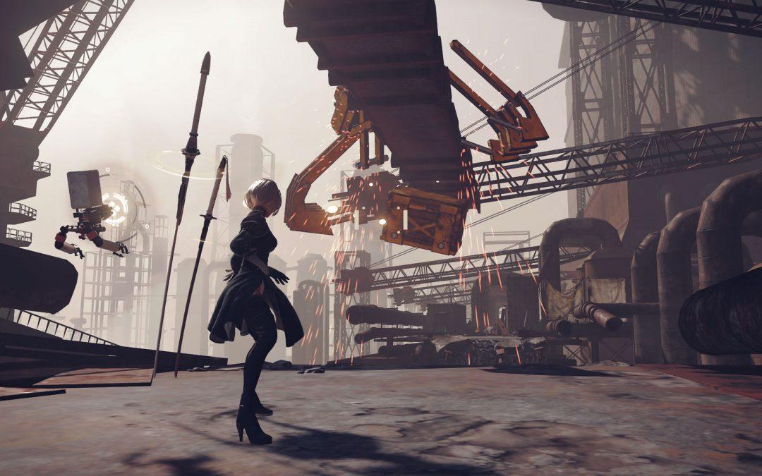 2B, la protagonista di NieR Automata, poteva arrivare in Tekken 7 prima di sbarcare in SoulCalibur 6