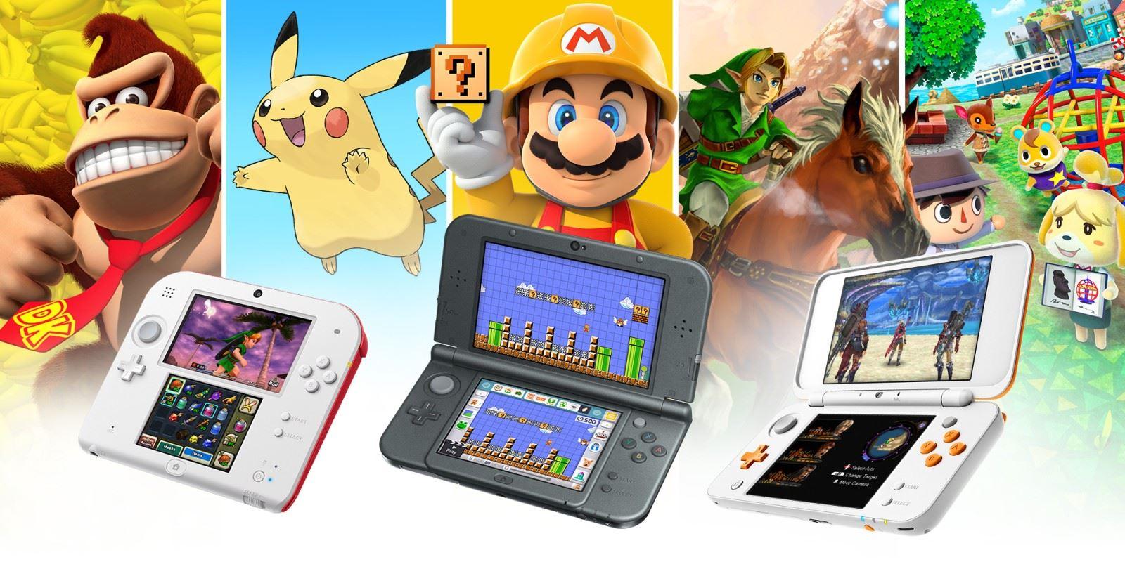Il Nintendo 3DS riceve il suo primo aggiornamento in quasi un anno, ma le novità non sono molte