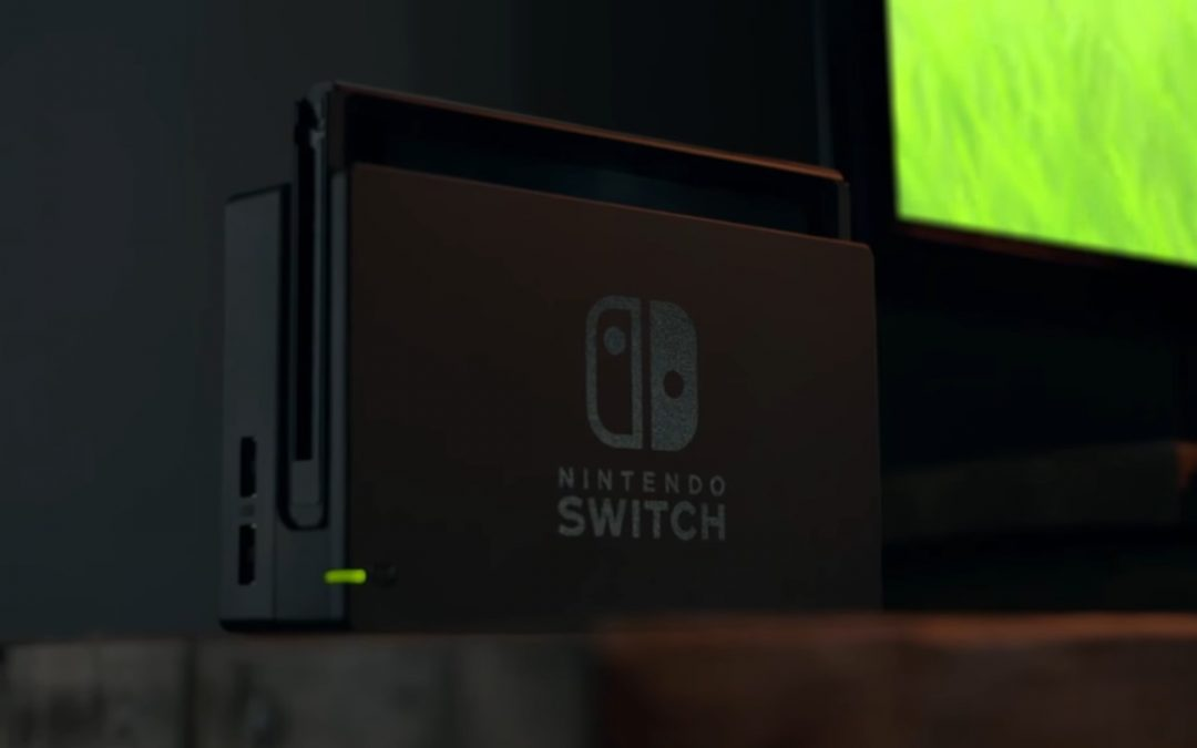 Nintendo Switch Mini, esistenza svelata da alcuni accessori?