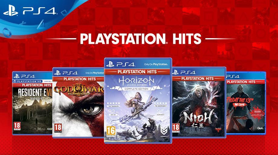 PlayStation Hits: nuovi titoli in arrivo nella line-up