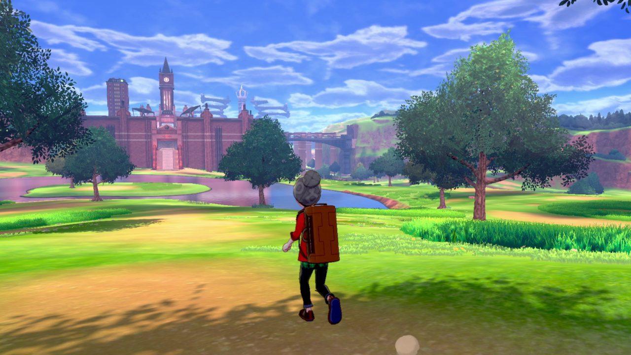 Pokémon Spada e Scudo: la prima città di Galar si mostra in un video gameplay