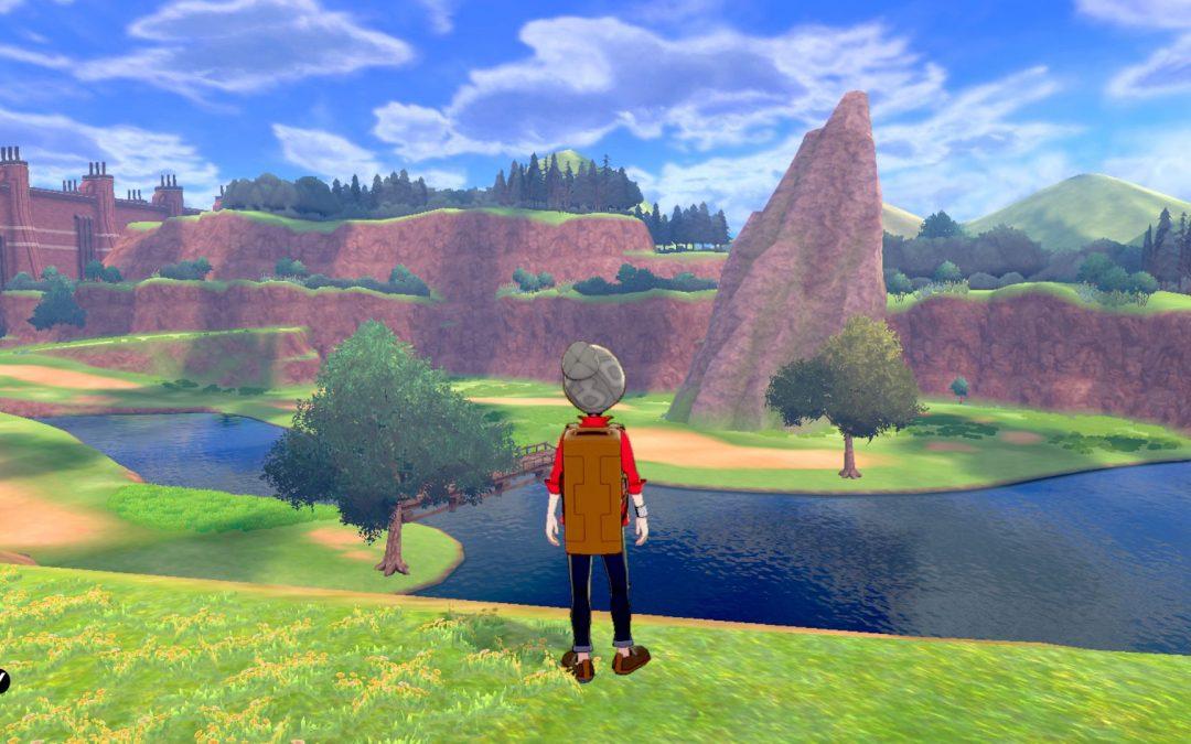 Pokémon Spada e Scudo: nuovi leak mostrano la mappa intera della regione di Galar