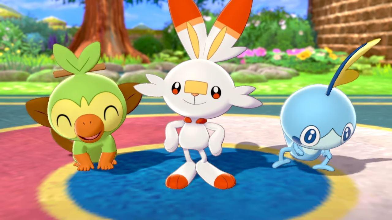 Pokémon Spada e Scudo: le novità del Pokémon Direct di oggi